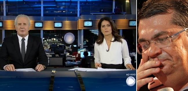 Jornal da Record mostra realidade do governo Flávio Dino