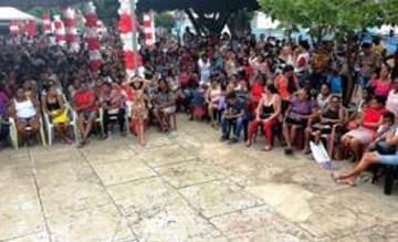 Multidão marca presença no evento do Dia das Mães em Vitória do Mearim