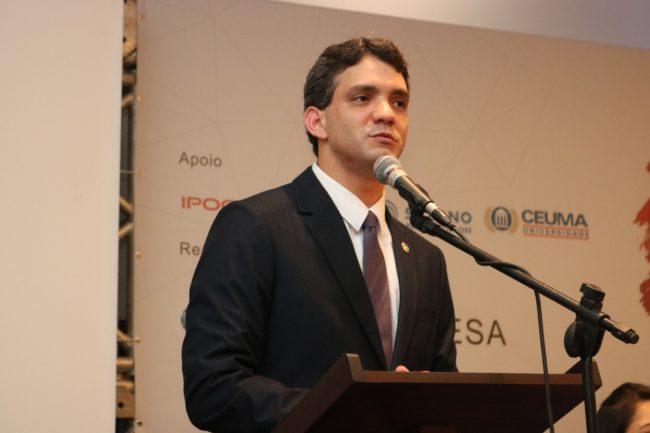 Presidente da OAB/MA, Thiago Diaz