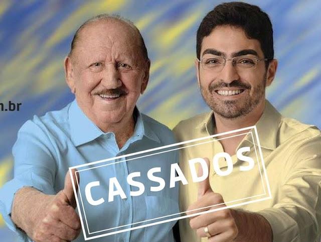 TSE cassa mandato de Zé Vieira e determina nova eleição em Bacabal