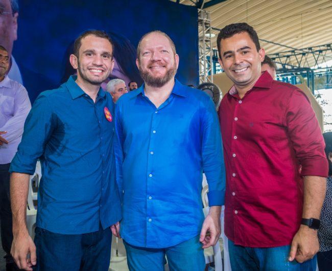 Fernando Pessoa, Othelino Neto e Eric Costa