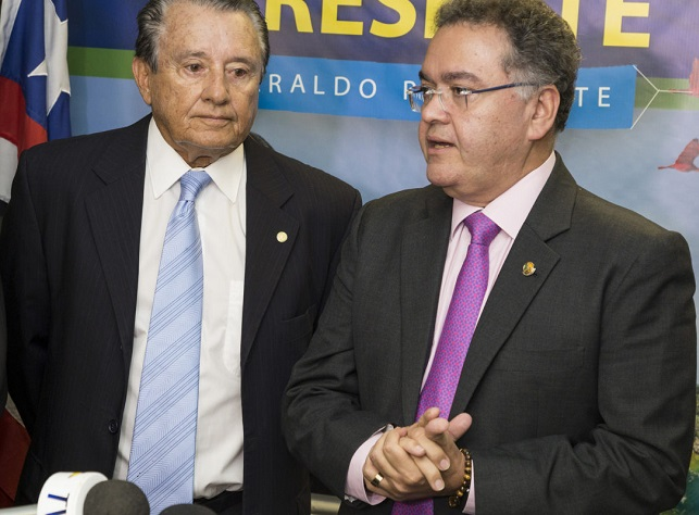 Zé Reinaldo está sendo descartado por Roberto Rocha