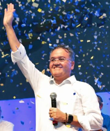 Candidato Roberto Rocha