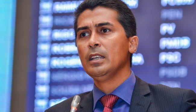 Deputado Marco Aurélio