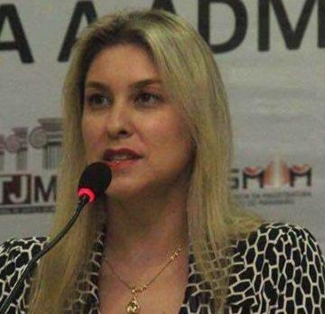 Juíza Anelise Nogueira