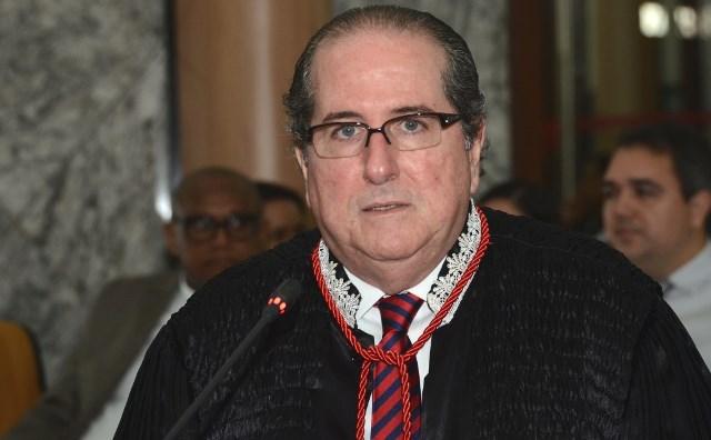 Presidente do TRE-MA, Ricardo Duailibe