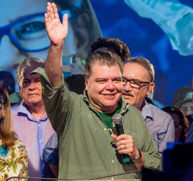 Candidato a senador Sarney Filho