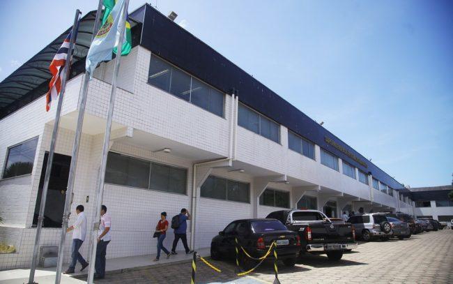 Sede da Polícia Federal em São Luís