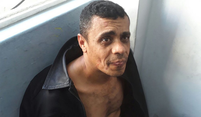 Adelio Bispo de Oliveira é suspeito de esfaquear Jair Bolsonar