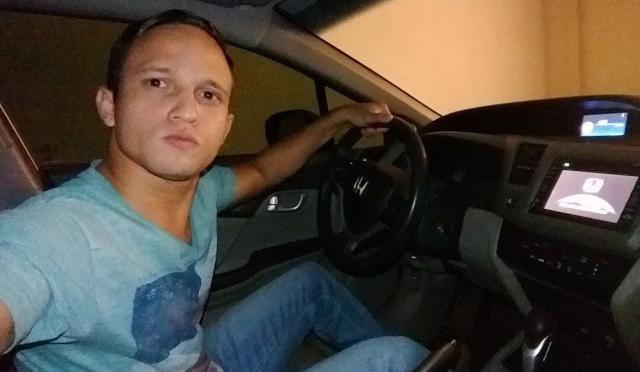 O homem foi identificado como Pablo de Moraes Amaral, 22 anos