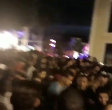 Tumulto no show de Marília Mendonça em São Luís