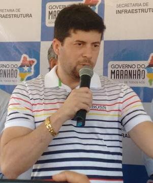 Candidato César Brito