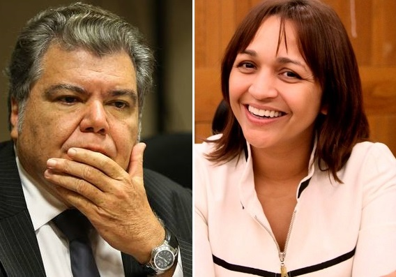 Sarney Filho vai perdendo força para Eliziane Gama na corrida ao Senado