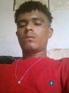 Vítima Guilherme de Freitas Moreira