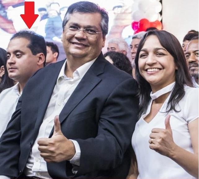 Weverton Rocha incomodado com o crescimento da candidatura de Eliziane Gama que tem colado sua imagem ao do governador Flávio Dino