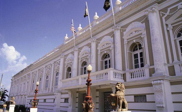 Palácio dos Leões, casa oficial do governo do Maranhão