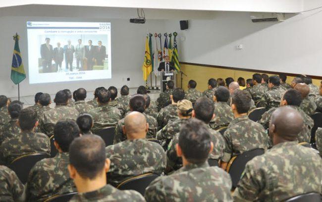 TRE pede tropas federais em municípios do Maranhão