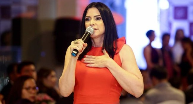 Candidata a OAB-MA, Sâmara Braúna