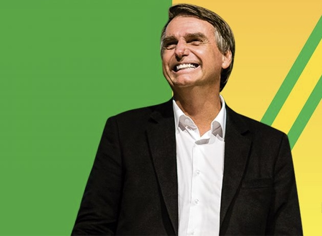 Bolsonaro é eleito presidente do Brasil