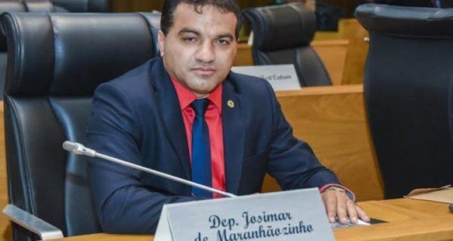 Deputado Josimar de Maranhãozinho