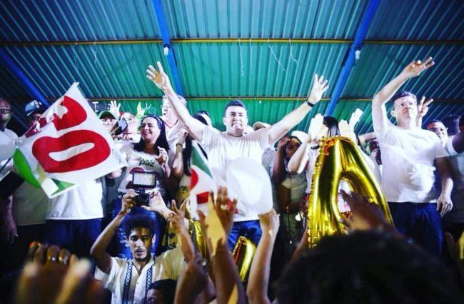 Edvan Brandão eleito prefeito de Bacabal