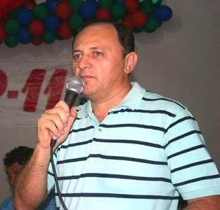 Ex-prefeito Leocádio Olímpio Rodrigues