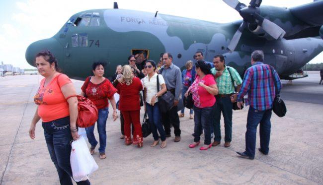 Profissionais cubanos chegaram ao Maranhão em 2013 para atuar no mais Médicos (médicos cubanos)