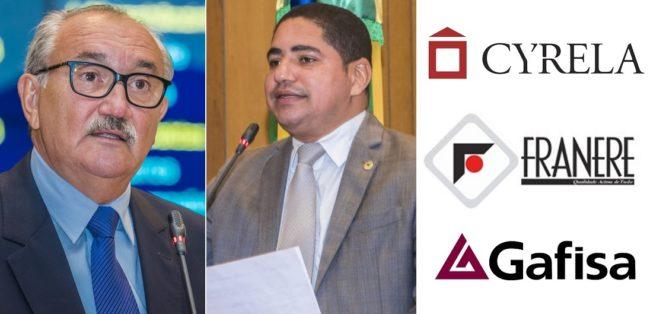 César Pires e Zé Inácio querem investigação contra grandes construtoras no Maranhão