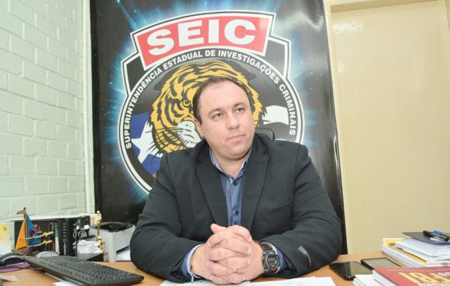 Delegado Tiago Bardal