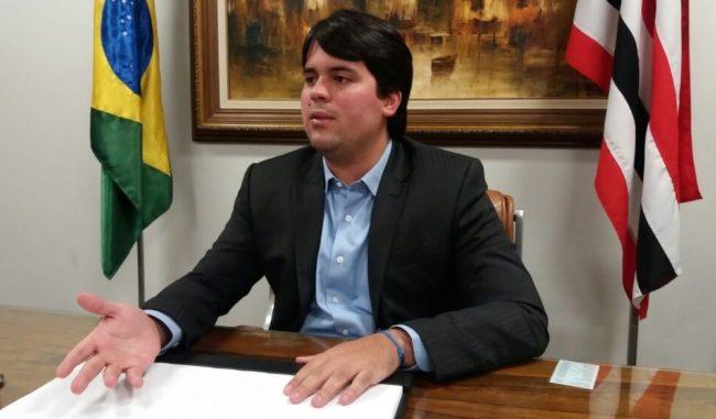 Deputado André Fufuca (PP-MA)