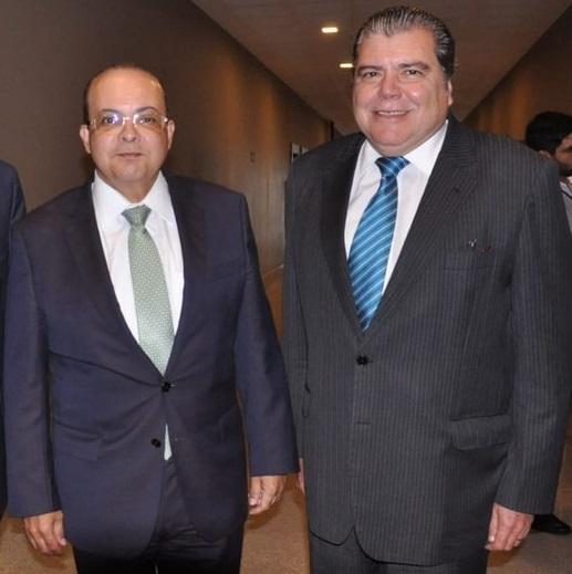 Ibaneis Rocha e Sarney Filho