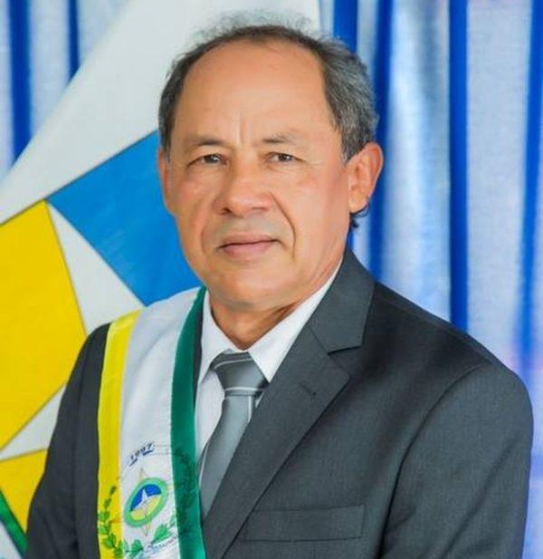 Ivanildo Paiva (PRB), prefeito de Davinopólis