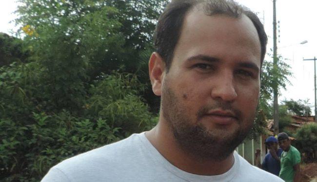 Prefeito Rodrigo Oliveira