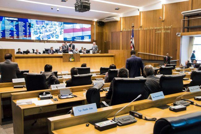 Plenário da Assembleia Legislativa do Maranhão