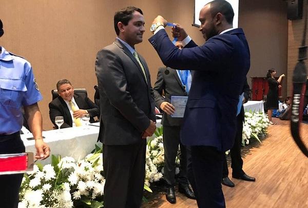 Júnior Lourenço e Beto Castro