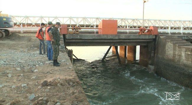 Barragem do Bacanga, em São Luís, também está entre os locais que devem ser vistoriados, segundo o Governo Federal