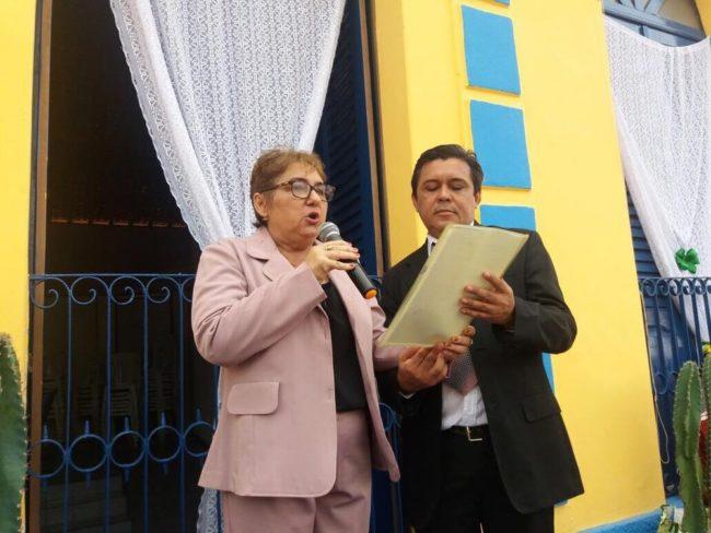 Benedita Margarete Matos Ribeiro (PV) morreu na madrugada desta segunda-feira (21), em São Luís