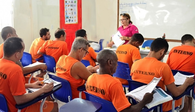 Detentos maranhenses acalçaram aprovação acima de 50% no Enem