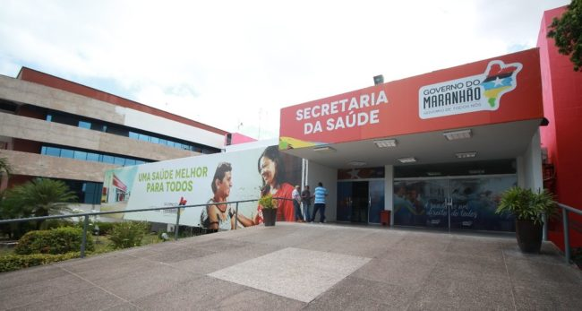 Secretaria de Saúde do MA