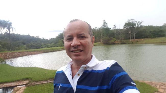 Blogueiro Robert Lobato