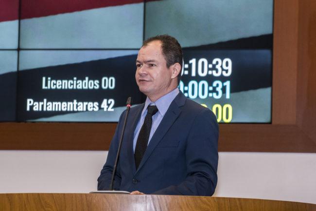Deputado Rafael Leitoa