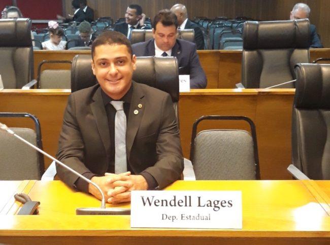 Deputado Wendell Lages