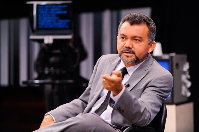 Deputado federal Cléber Verde