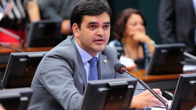 Deputado federal Rubens Pereira Júnior (PCdoB-MA)