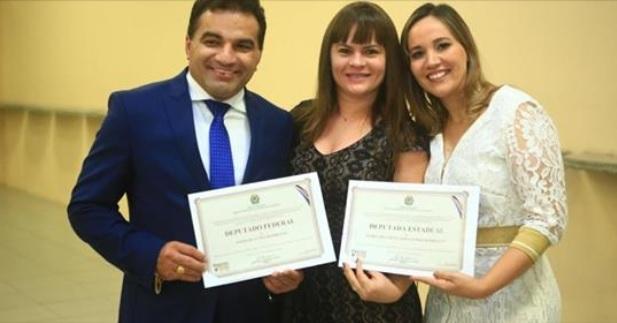Josimar de Maranhãozinho, Fabiana Vilar e Detinha