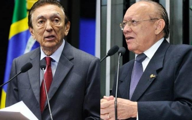 Lobão e João Alberto