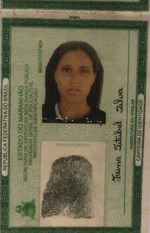 Tainá Setúbal Silva foi presa por tortura contra o próprio filho de 4 anos em Apicum Açu