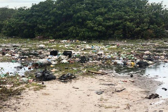 Lixão em Santo Amaro-MA criticado pelo ministro Ricardo Salles
