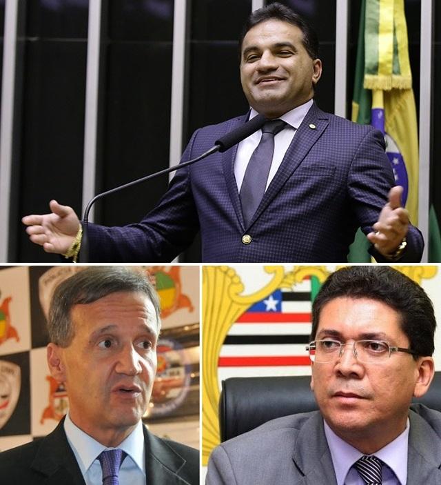 Deputado Josimar de Maranhãozinho já foi alvo de investigação pelos secretários Aluísio Mendes e Jefferson Portela