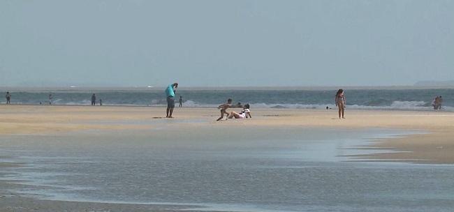 21 pontos de praias entre São Luís e Ribamar não possuem condições de banho, segundo laudo da SEMA